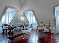 Un blog de decoración a mi manera...: Christian Louboutin en su casa.