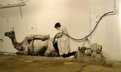 by Levalet - New pieces: Oil (serie) - for Nuart - Stavanger, Norway - Sept 2014