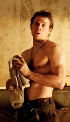 Charlie Hunnam... ill take one of these