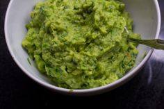 completely natural, simple trick to keep your guacamole green for hours and hours. No more ugly brown guacamole!