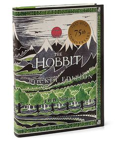 The Hobbit — beautiful cover