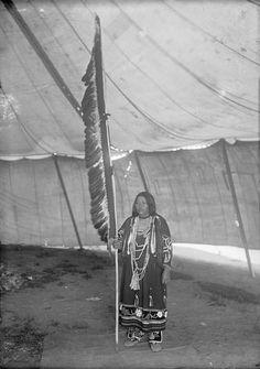 Daughter of Mi-Gisins (Little Eagle) - Ojibwa - no date