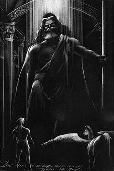 Hercules art