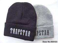 TRAPSTAR Beanie Hats men's wool hat sports Skullies Knitted Warm Caps For Man Women Fashion Caps $9.99