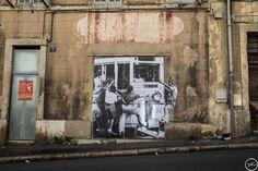 Unframed - Marseille | JR - Artist