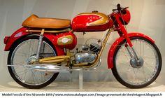 1959 Atala (Italy) Freccia d'Oro 50cc