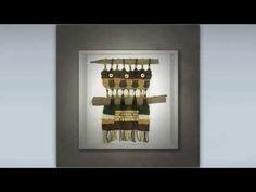 TELARES DECORATIVOS artelar-d - YouTube Ideas Paso A Paso, Candle Sconces, Wine Rack, Wall Lights, Weaving, Storage, Google, Youtube, Home Decor