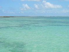 Mar da praia do Frances