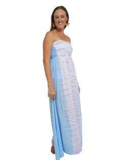 [Exclusive] Blue Krumple Dress