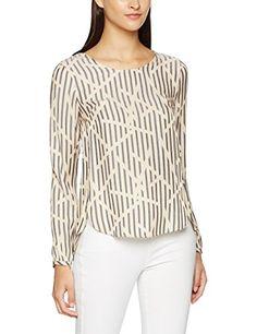 VILA CLOTHES Women's Viminimalistic L/S Long Sleeve Top - http://www.darrenblogs.com/2017/03/vila-clothes-womens-viminimalistic-ls-long-sleeve-top/