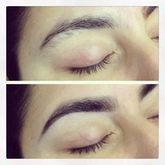 Brow Tint Before And After - Best Eyebrow Tinting Kit | Hair&Makeup ...