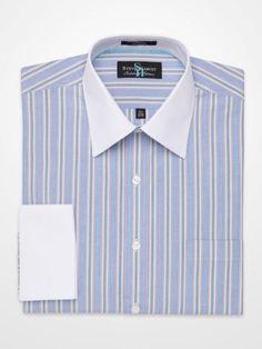 Mens Coral Dress Shirt
