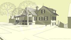 House Sketchup model.