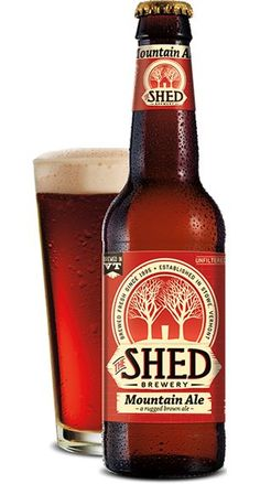 The Shed Brewery - Mountain Ale