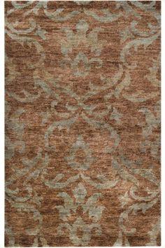 Blue/Brown rug
