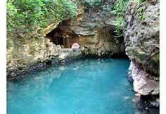 Xacaret, Mexico...swimming in the caves was magical!