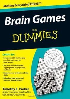 Brain Games For Dummies Pdf Download e-Book