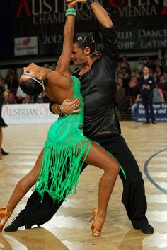 Singles interested in ballroom dancing