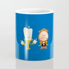 Buy Baby Lumiere & Baby Cogsworth Mug by happy patterns. Worldwide shipping available at Society6.com. Just one of millions of high quality products available.