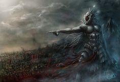 Morgoth Legion by D3SMMUN.deviantart.com on @DeviantArt