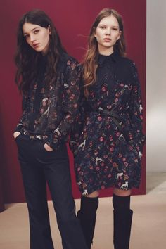 All the runway looks from See by Chloe: New York Ready-to-Wear Autumn/Winter 2015/16