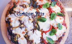 Christmas Pizza | Rux Cooks