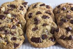 You can make amazing Low FODMAP One-Bowl Chocolate Chunk Cookies is less time than it takes to preheat the oven!