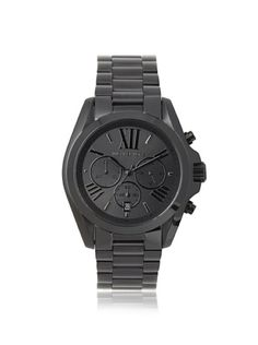 20% OFF Michael Kors Women's MK5550 Bradshaw Black Stainless Steel Watch