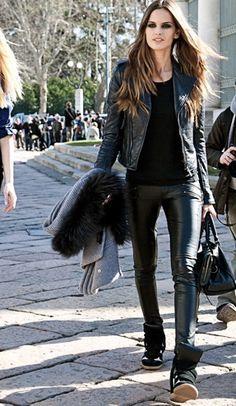 Leathr Leather Leather!!