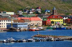 St. Pierre is a French owned island off the southeast coast of Newfoundland.