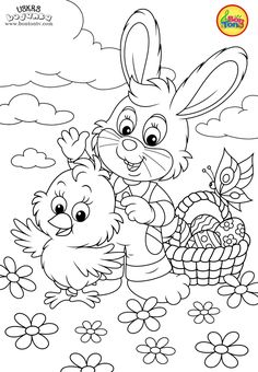 Easter coloring pages uskrs bojanke za djecu free printables easter bunny eggs chicks and more on bonton tv coloring books uskrs bojanke easter coloringpages coloringbooks printables Easter Bunny Colouring, Bunny Coloring Pages, Coloring Pages For Grown Ups, Free Adult Coloring Pages, Coloring Sheets For Kids, Coloring Pages To Print, Free Printable Coloring Pages, Coloring Books, Free Printables