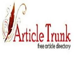 Article Trunk directory submission service let you Choose from 531,643 published free articles, by 72,936 authors, find free articles and content for your web sites or newsletters, submit your articles for syndication & receive online recognition, and free sign up, start submitting today. Article Trunk accepts and promotes articles on any subject that is acceptable as defined in our submission  http://articletrunk.com  #Article_Trunk #articletrunk_com
