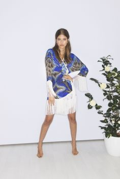 Flower Child Athena Procopiou Caters to Boho-Chic Women With her Kimonos and Dresses