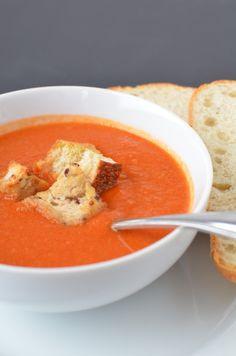 creamless tomato soup