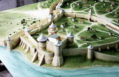 Аккерманская крепость фотографии макета