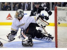 Jeff Carter's first goal for the Kings!