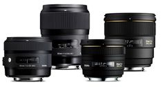 The Four Fast F1.4 Primes from Sigma. The 30mm F1.4, the 35mm F1.4, the 50mm F1.4, or the 85mm F1.4. Which is on your #wishlist?