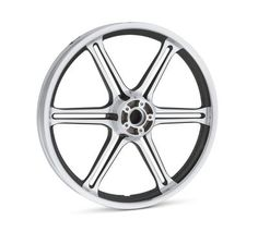 Slotted 6-Spoke 21 in. Front Wheel-44056-07