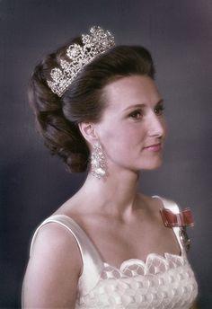: Crown Princess (now Queen) Sonja of Norway