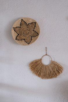 Bohemian Decoration, Artisanal, Creative Photography, Crochet Earrings, Jewelry, Wall Basket, Creative Art, Wall Art, Handmade