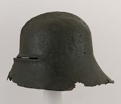 Sallet ca 1450, German, Steel from http://www.metmuseum.org/Collections/search-the-collections/26453?rpp=20=24=*=Helmets=467