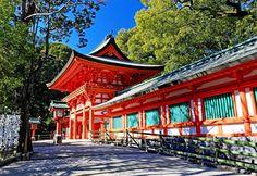 大宮氷川神社 Japanese Shrine, Japanese Temple, Beautiful Scenery, Beautiful Pictures, Saitama Japan, Japanese Architecture, Imagines, Interior Decorating, To Go