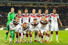 Germany Soccer Team World Cup 2014 #provocativemanners
