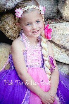 Artículos similares a Rapunzel Tutu dress- Rapunzel tulle dress- Rapunzel dress- Rapunzel costume en Etsy Rapunzel Costume, Rapunzel Dress, Costume Dress, Tulle Dress, Dress Up, Little Princess, Perfect Fit, Flower Girl Dresses, Trending Outfits