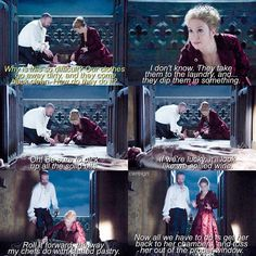 Henry and Catherine #Reign this scene was honestly hilarious (I loved how well they worked together through this whole episode. Some really funny moments.)