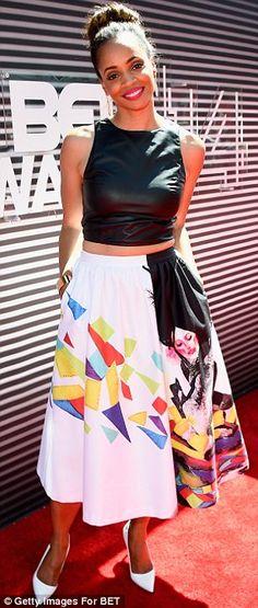 Latarsha Rose (BET Awards)