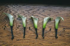 Calla Lilies, Groomsmen, Compliments, Bouquets, Fancy, Events, Floral, Wedding, Accessories