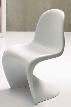 Replica Panton Chair Classic Blanca