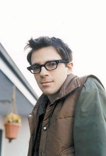 Rivers Cuomo; I think he may have started, or at least exponentially increased my affinity for nerds.  :D