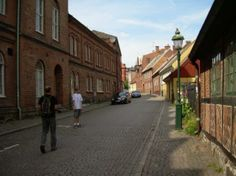 old town Lund, Sweden Mats and Erik - Picture of Lund, Skane County - Tripadvisor Lund, Cities In Europe, Old Town, Sweden, Trip Advisor, Street View, Photo And Video, City, Places